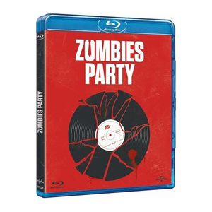 DVD FILM Shaun Of The Dead (ZOMBIES PARTY (ED. 2017) - BLU