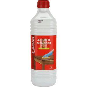 ALCOOL À BRÛLER Alcool ménager V2 - 1L - Citron