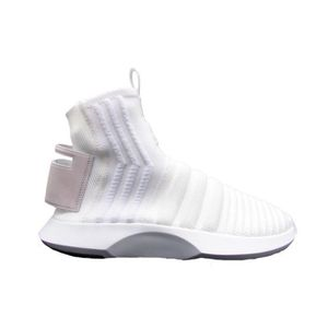 new concept 73052 7f5b7 BASKET ADIDAS SNEAKERS CRAZY 1 ADV SOCK PK (ASW) TOTAL WH