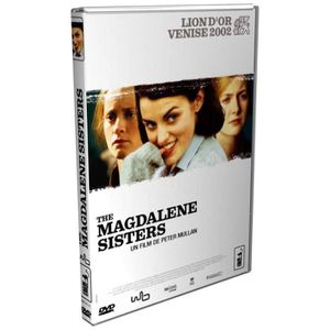 BLU-RAY FILM DVD - The Magdalene Sisters