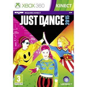 JEU XBOX 360 JUST DANCE 2015 [IMPORT ALLEMAND] [JEU XBOX 360]