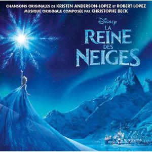 CD MUSIQUE DE FILM - BO La reine des neiges by Bande Originale De Film