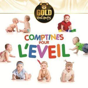 CD COMPTINES - ENFANTS COMPTINES POUR L'ÉVEIL