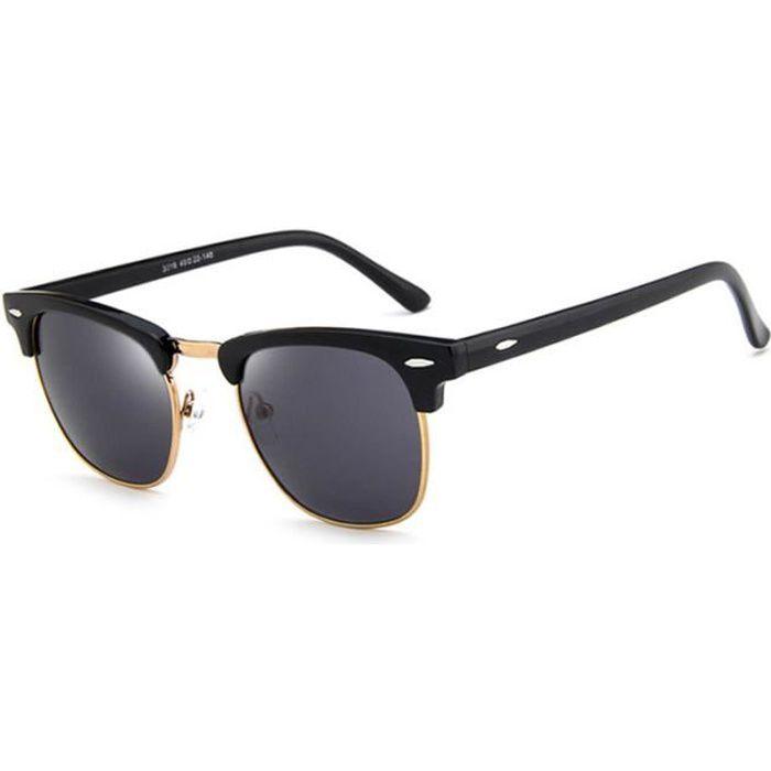 lunette de soleil homme et femme lunettes de vue unisexe 1  2 cadre verres teint u00e9s nouveau cadre