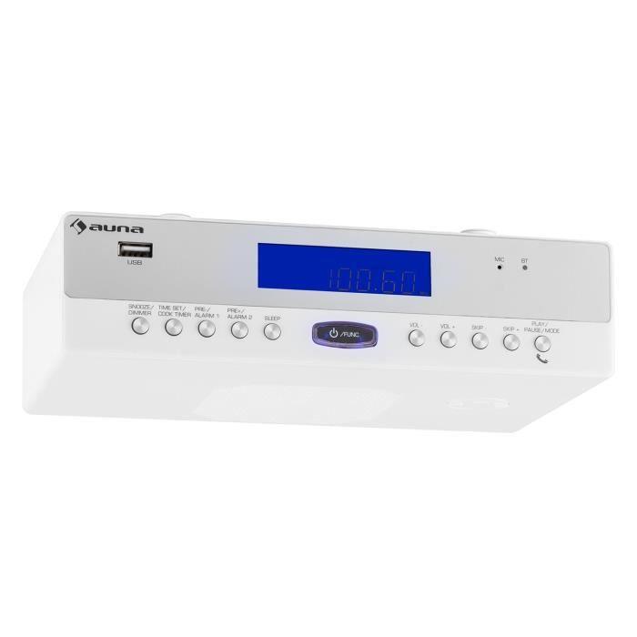 radio de cuisine - achat / vente radio de cuisine pas cher - cdiscount