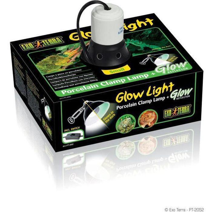 ÉCLAIRAGE GLOW LIGHT petit support d'éclairage max 125 W