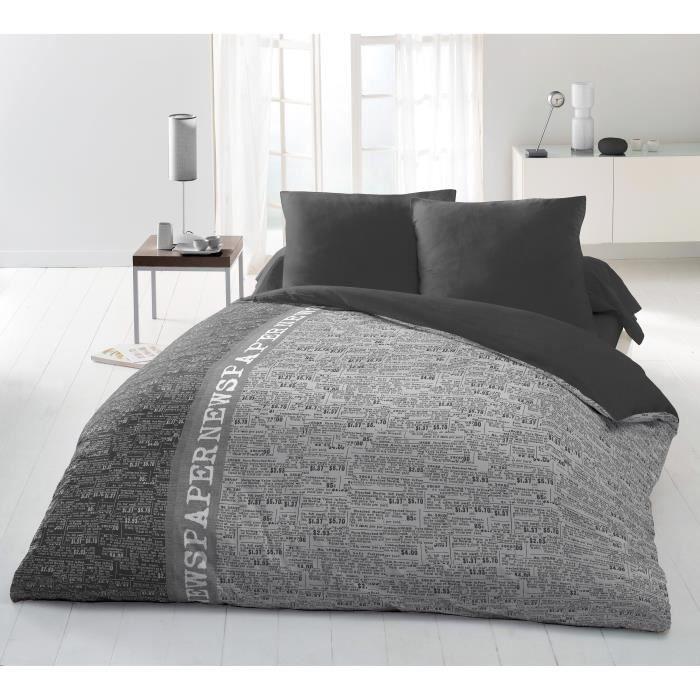 parure de lit 140x190 avec house de couette - achat / vente pas cher