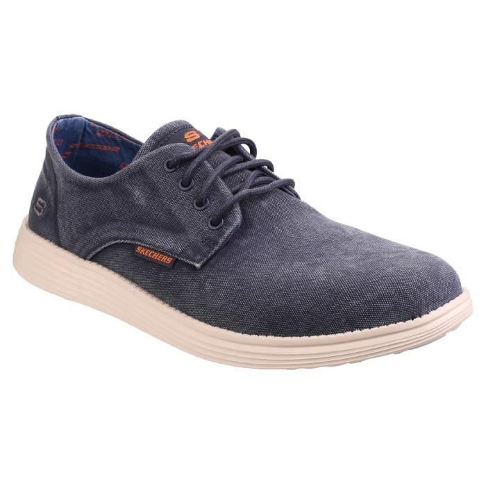 Skechers SK64629 Status-Borges - Chaussures à lacets - Homme