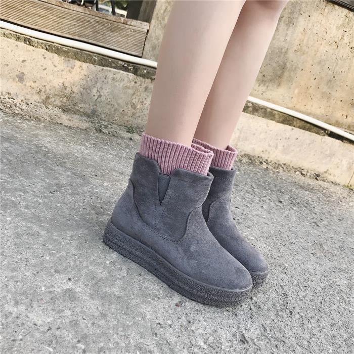 Botte Chaussures Neige Haut arrivee Extravagant Qualité De Nouvelle xRrxS