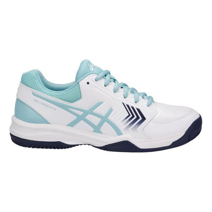 Chaussures de tennis femme Asics Gel dedicate 5 Clay
