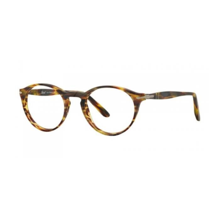 8878d582a56 Monture lunettes Persol PO3092V STRIPPED GREEN (9023) - Achat ...