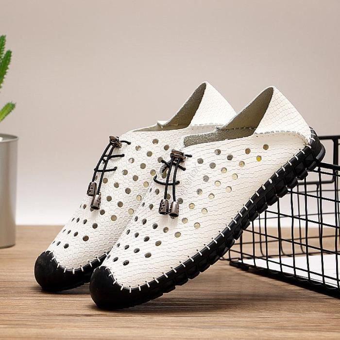 Été Sandales Occasionnelles 2018 Créatif La Simple De Chaussures Mode Nouveaux Hommes wzZUOq4