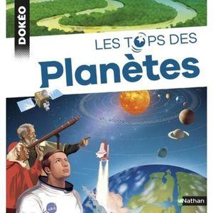 LIVRE ASTRONOMIE Les tops des planètes
