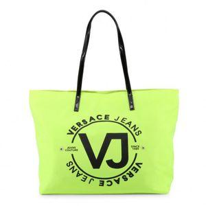 SAC À MAIN Versace Jeans- Cabas -- Femme 48014 Jaune