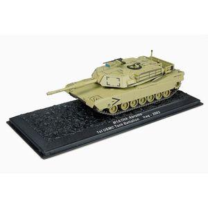 VOITURE À CONSTRUIRE M1A1HA Abrams - 1stUSMC Tank Battalion - Iraq…