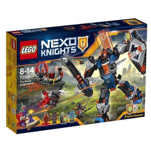 ASSEMBLAGE CONSTRUCTION Lego Nexo Knights - 70326 The Black Knight Mech
