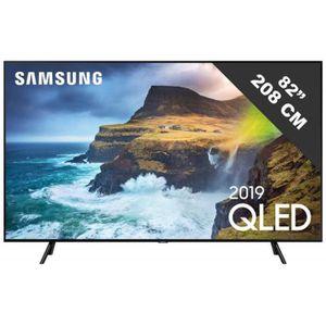 Téléviseur LED TV LED plus de 52 pouces SAMSUNG - QE 82 Q 70 R •