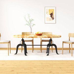 TABLE À MANGER SEULE vidaXL Table de salle à manger Bois de manguier ma