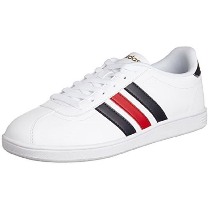 Adidas Vlneo Court, chaussures de sport homme T 42 23