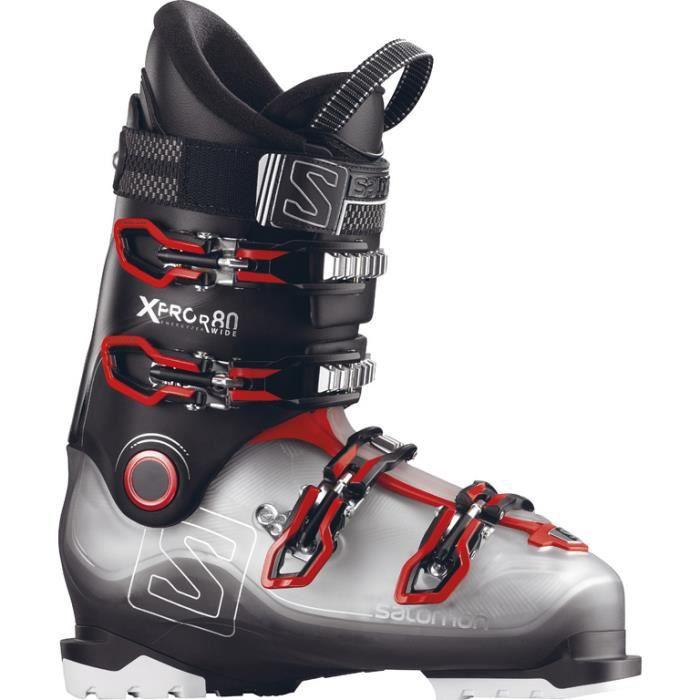 Chaussures ski homme Bottes homme Salomon X Pro R80 16/17 6LLEl
