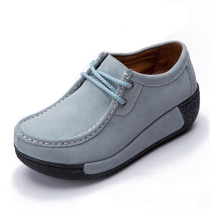 Femme Sneaker Hiver mode Antidérapant Doux Chaussure Confortable Garde Au Chaud Meilleure Qualité Sneakers Grande Taille 35-40 mKnwe