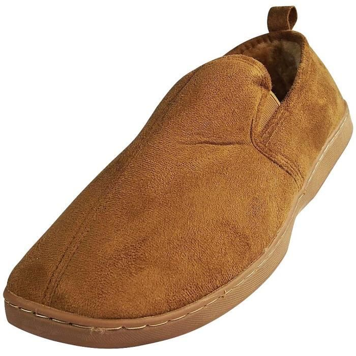 Perry Ellis Twin-stretch Slippers YRHPO Taille-M