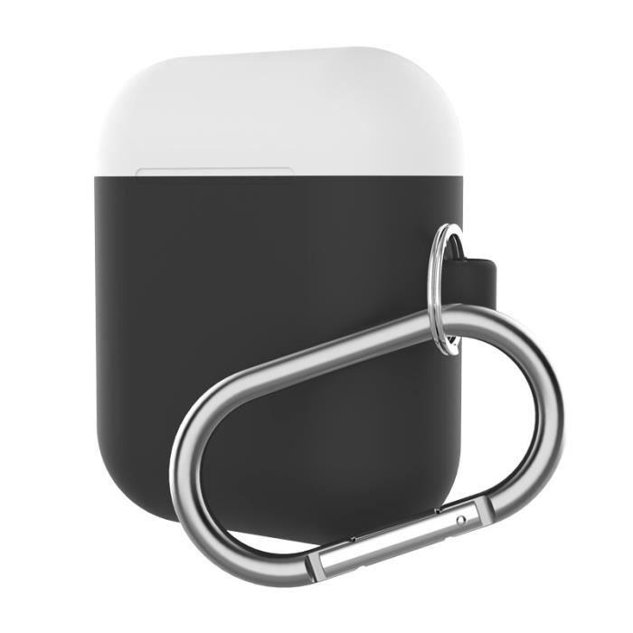 ÉTUI CASQUE AUDIO Coque Protection Écouteurs sans fil Épaissir la en