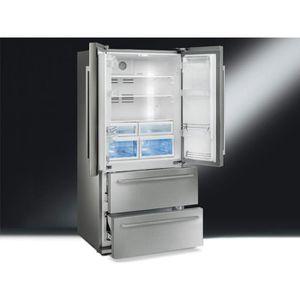Refrigerateur couleur smeg achat vente pas cher - Frigo americain smeg ...
