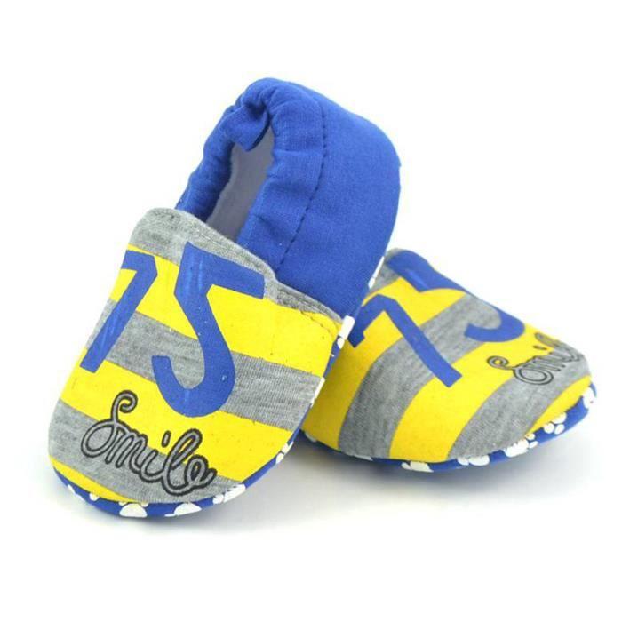 bébé doux chaussures appartements pantoufles belle premier né 1HM F Nouveau Toddler BOTTE Walkers chaussures nzwqYTSYP