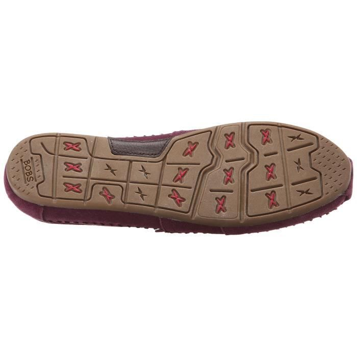 Mode Skechers Slip 36 1 2 Luxe Taille on Bobs Tfoes Plat xBeCdo