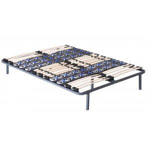 SOMMIER Sommier Duo Relax 140x190cm | Bi-technologie | Fer