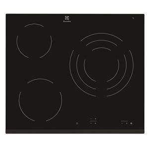 PLAQUE VITROCÉRAMIQUE  Table cuisson Vitrocéramique ELECTROLUX-EHF6232FOK