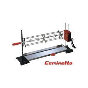 PIÈCE APPAREIL SERVICE  Tourne broche électrique pour barbecue ou cheminée