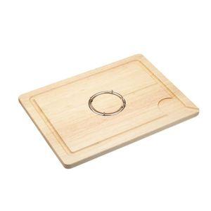 PLANCHE A DÉCOUPER Kitchen Craft Planche à découper en bois avec rain