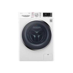 LAVE-LINGE LG F14J62WHS Machine à laver indépendant largeur :