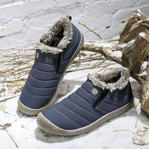 Femme Mocassins Durable Chaussures Plus De Cachemire 2018 sNFje