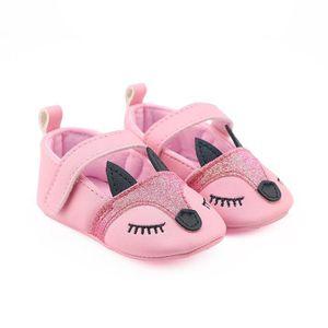 BOTTE Bébé nourrisson enfants fille en cuir Toddler nouveau-né chaussures@RoseHM tEmAoDNKS