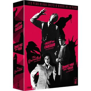 DVD FILM Coffret de film Les Chefs d'Œuvre de la Peur - En