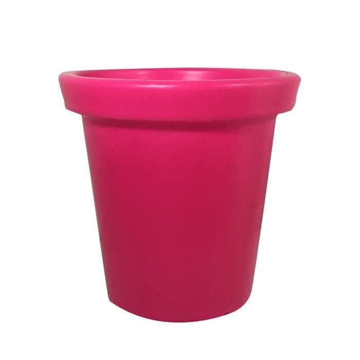 Pot de fleurs Delight - 75 L - Rose
