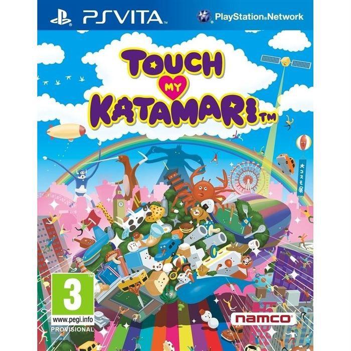 JEU PS VITA Touch My Katamari Jeu PS Vita