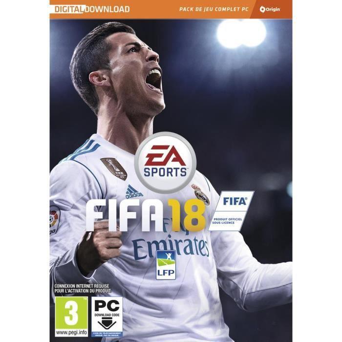 FIFA 18 Jeu PC