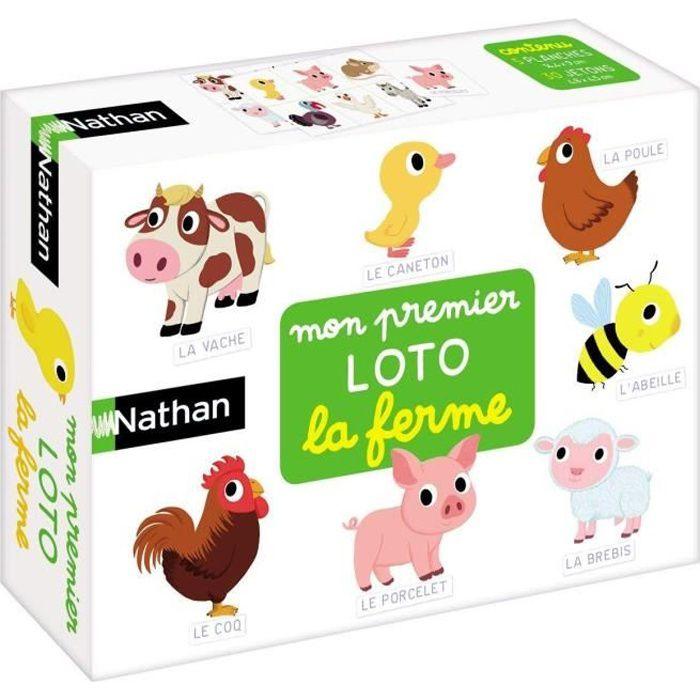 NATHAN - Mon Premier Loto La Ferme