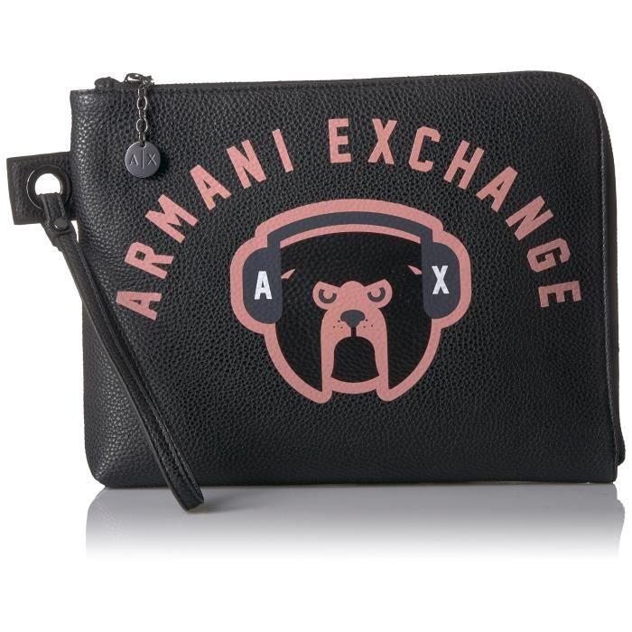 A x Armani Exchange Bulldog Pochette LSD3Q