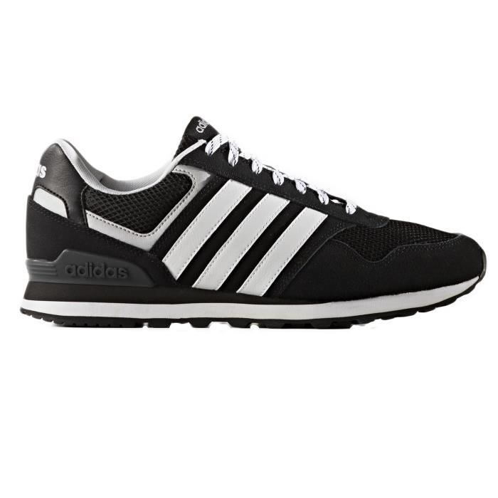 best sneakers 58348 3c4a1 CHAUSSURES DE RUNNING ADIDAS Runeo 10K Chaussure Homme - Taille 44 2-3 -