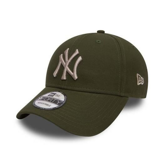 Casquette Enfant New Era New York Yankees Olive Beige Child 9Forty ... 40d84470035