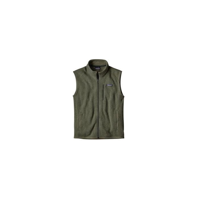 c3a025dcd70 Better Sweater Vest - Polaire homme Industrial green - Achat   Vente ...