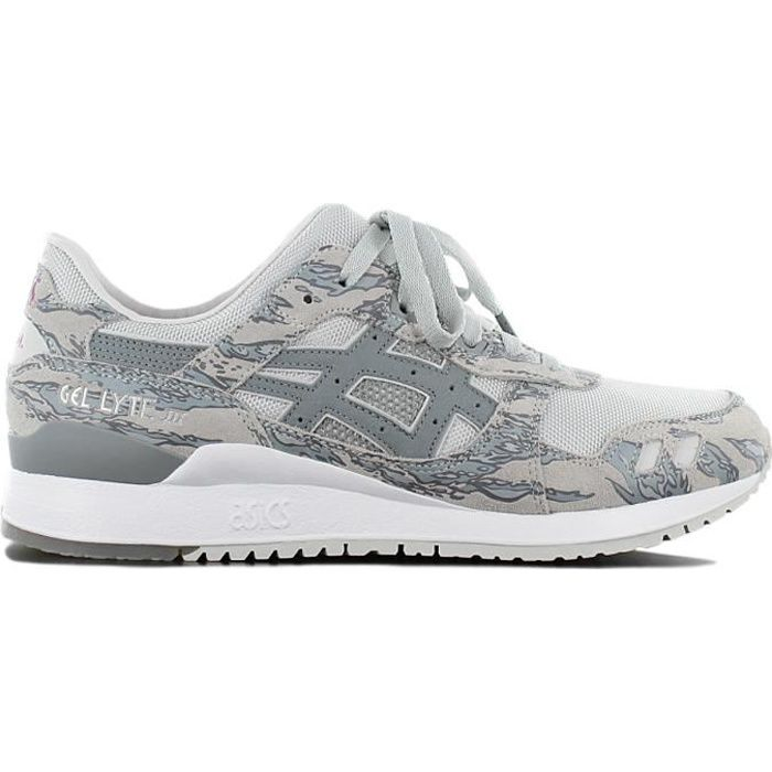 Solebox Baskets Lyte 020 Iii Asics Hommes Sneaker Atmos Tiger Chaussures X Gel 1191a076 Gris TKulF1Jc3