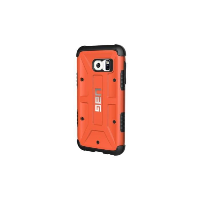 coque samsung s7 orange