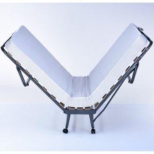 lit pliant adulte achat vente pas cher. Black Bedroom Furniture Sets. Home Design Ideas