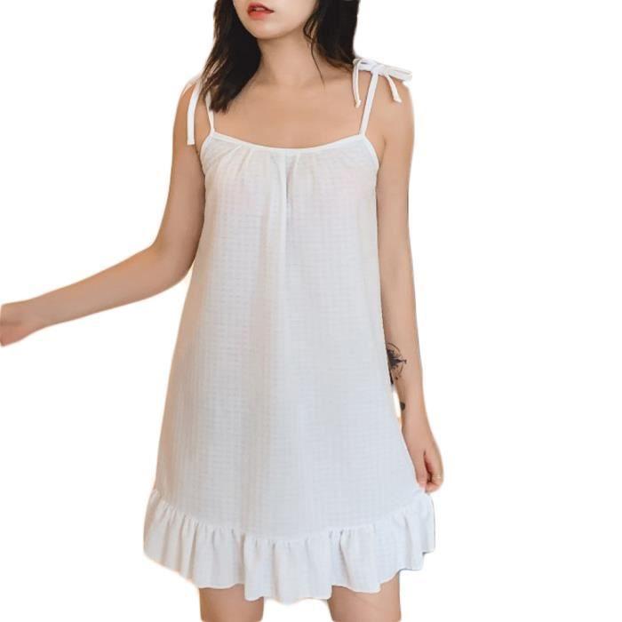 De Czw90415474whl Lingerie Vêtements 168 Femme Pour Pyjama Nuit Chemise ZwTUS